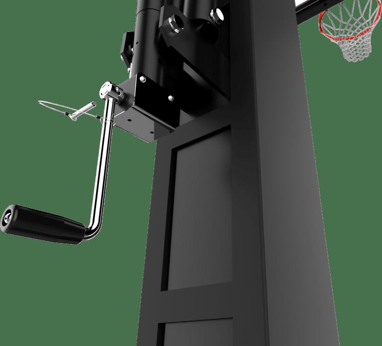 Adjustment handle
